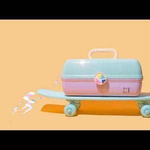 Retro Caboodles Classic Case Two-Tone Pastel 💄